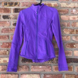 lululemon zip up jacket